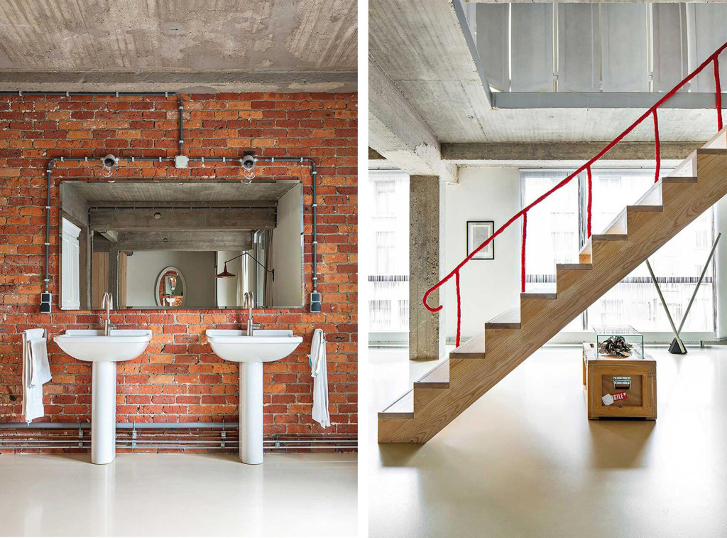 bathroom design, bathroom loft, loft, industrial design, лофт в украине, лофт одесса, стиль лофт, кирпич в интерьере
