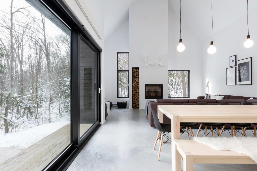 Scandinavian design, Scandinavian interior, скандинавский стиль, гостиная в скандинавском стиле, белые стены в интерьере