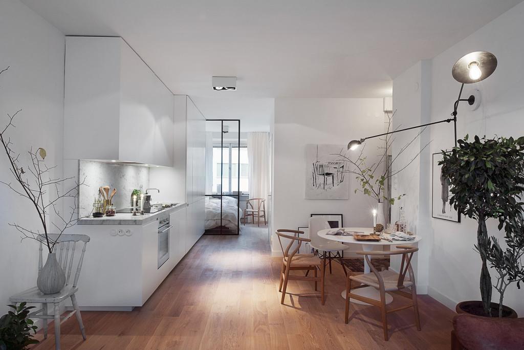Scandinavian design, Scandinavian interior, скандинавский стиль, гостиная в скандинавском стиле, белые стены в интерьере,монохромный интерьер