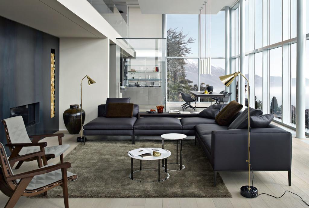 интерьер, минимализм, современный интерьер, гостиная, bebitalia, b&bitalia