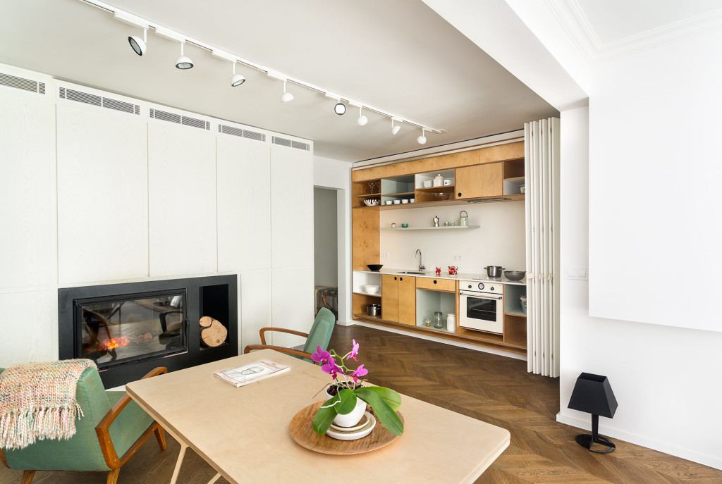 Scandinavian design, Scandinavian interior, скандинавский стиль, гостиная в скандинавском стиле, белые стены в интерьере, яркие элементы в интерьере
