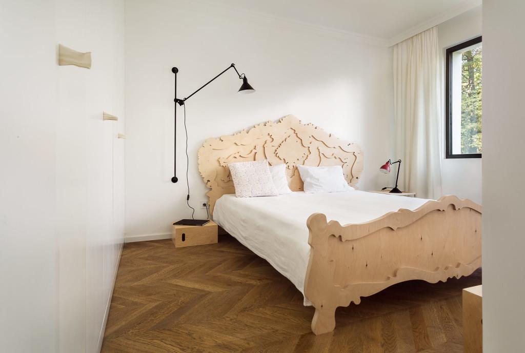 Scandinavian design, Scandinavian interior, скандинавский стиль, спальня в скандинавском стиле, белые стены в интерьере,bedroom