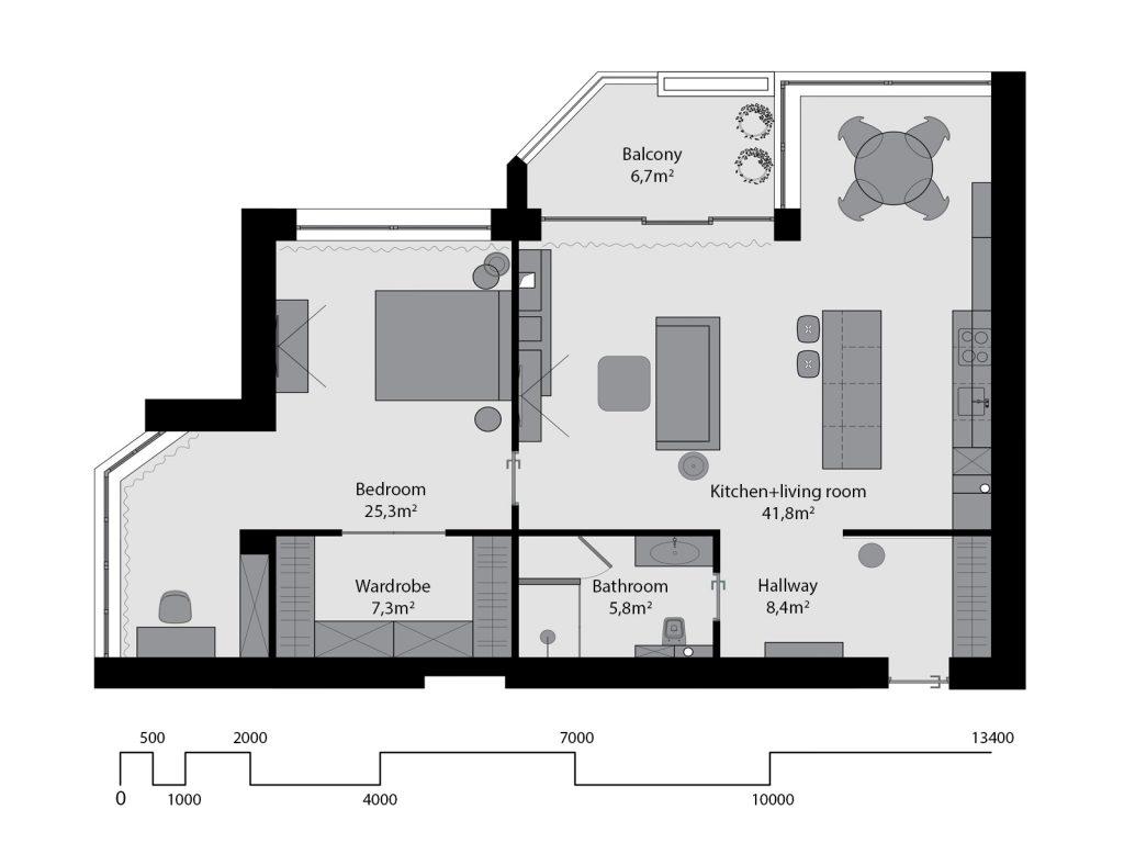 plan, план квартиры, планировка, перепланировка, дизайн интерьера, дизайн одесса