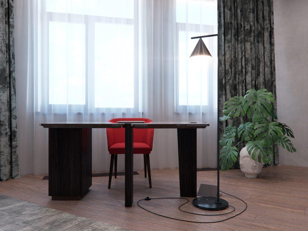 Дизайн кабинета, гостевая комната, дизайн интерьера, дизайн кабинета, дизайн Одесса